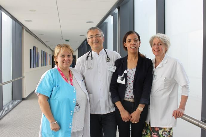 International patients' Team